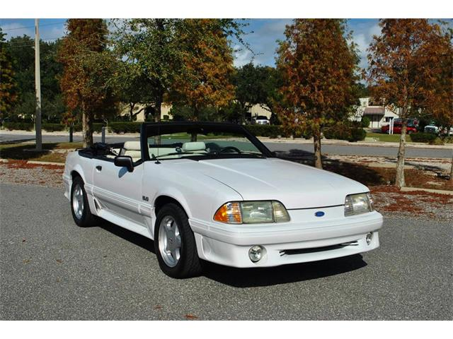 1991 Ford Mustang | 931476