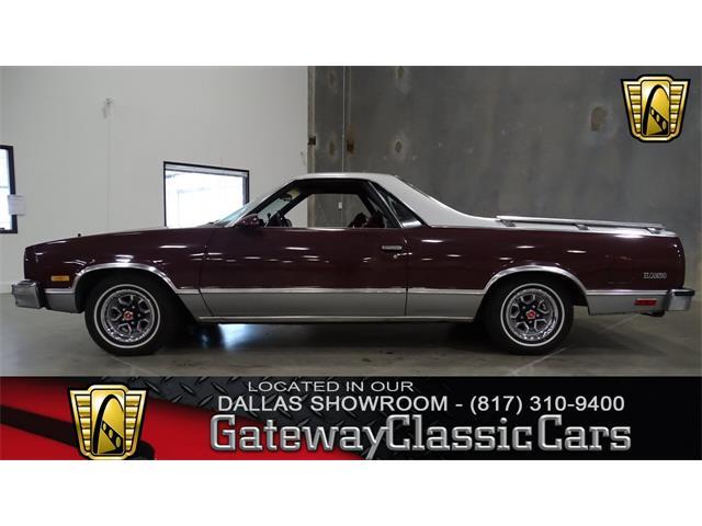 1987 Chevrolet El Camino | 931488
