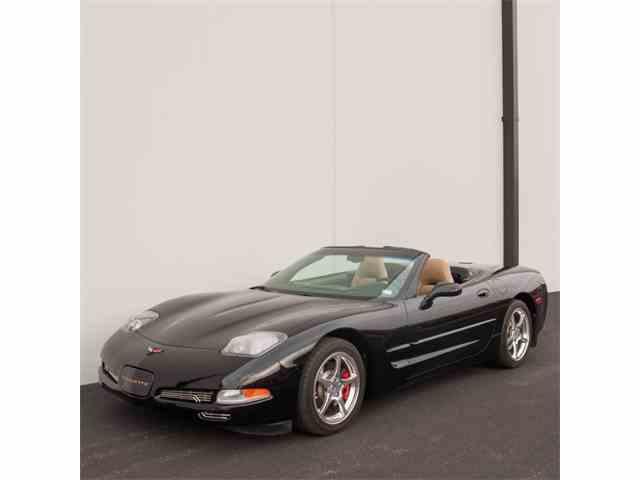 2002 Chevrolet Corvette | 931495