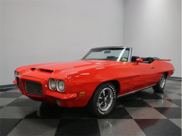 1971 Pontiac GTO | 931505