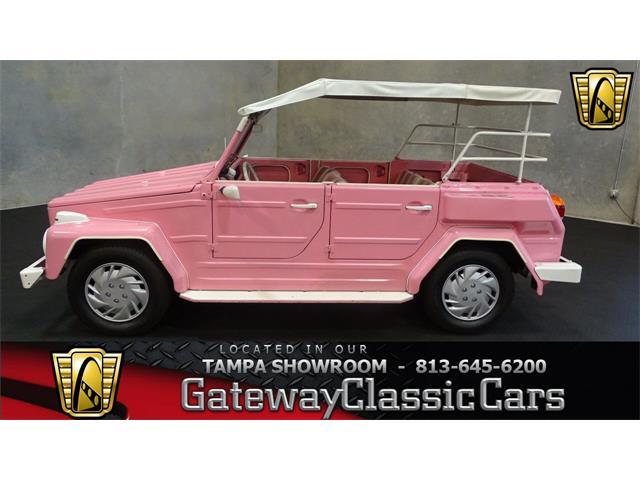 1974 Volkswagen Thing | 931506