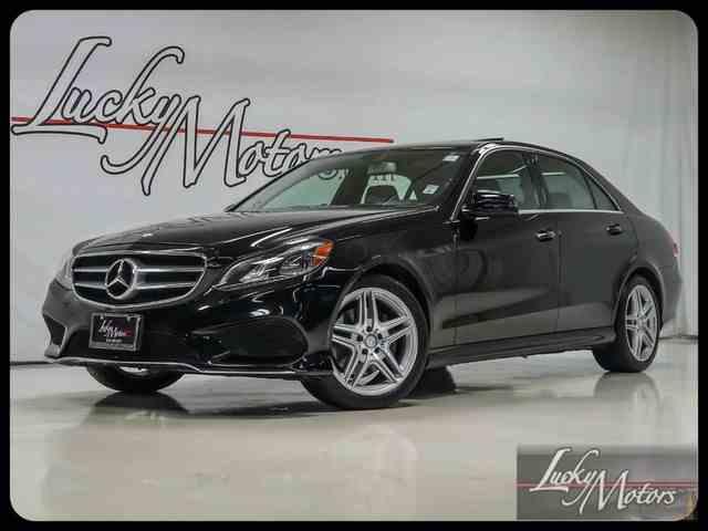 2014 Mercedes-Benz E-Class | 931508