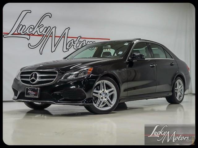 2014 Mercedes-Benz E-Class   931508