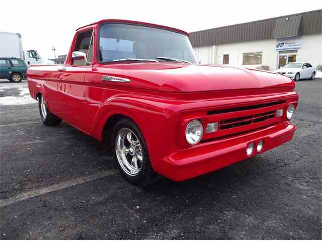 1962 Ford F100 | 931515