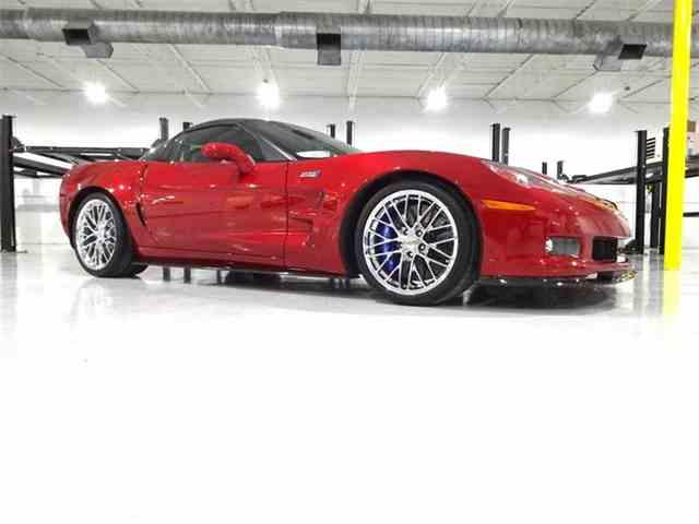 2010 Chevrolet Corvette | 931516