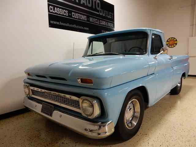 1965 Chevrolet C/K 10 | 931519