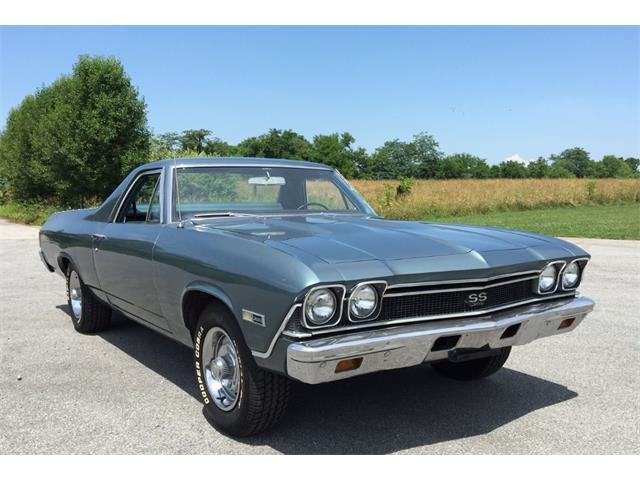 1968 Chevrolet El Camino | 931525