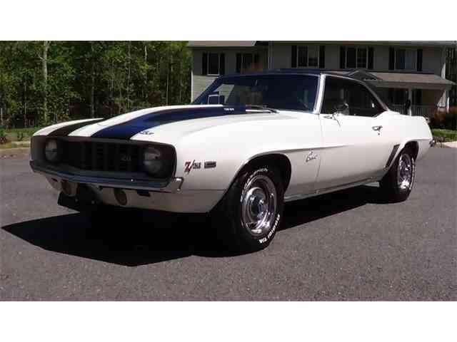 1969 Chevrolet Camaro Z28 | 931532