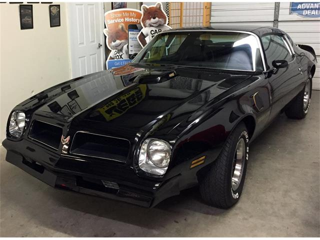 1976 Pontiac Firebird Trans Am | 931534