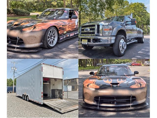1996 Dodge Viper Race team | 931544