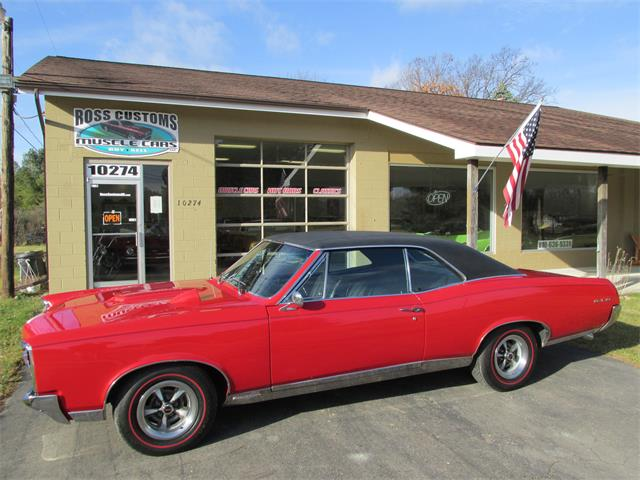 1967 Pontiac GTO | 931551