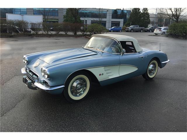 1959 Chevrolet Corvette   930156
