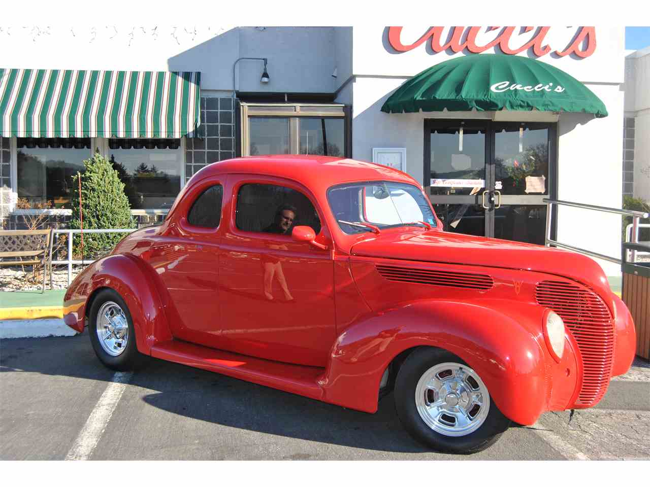 1938 Ford Coupe for Sale - CC-931561 & 1938 Ford Coupe for Sale | ClassicCars.com | CC-931561 markmcfarlin.com