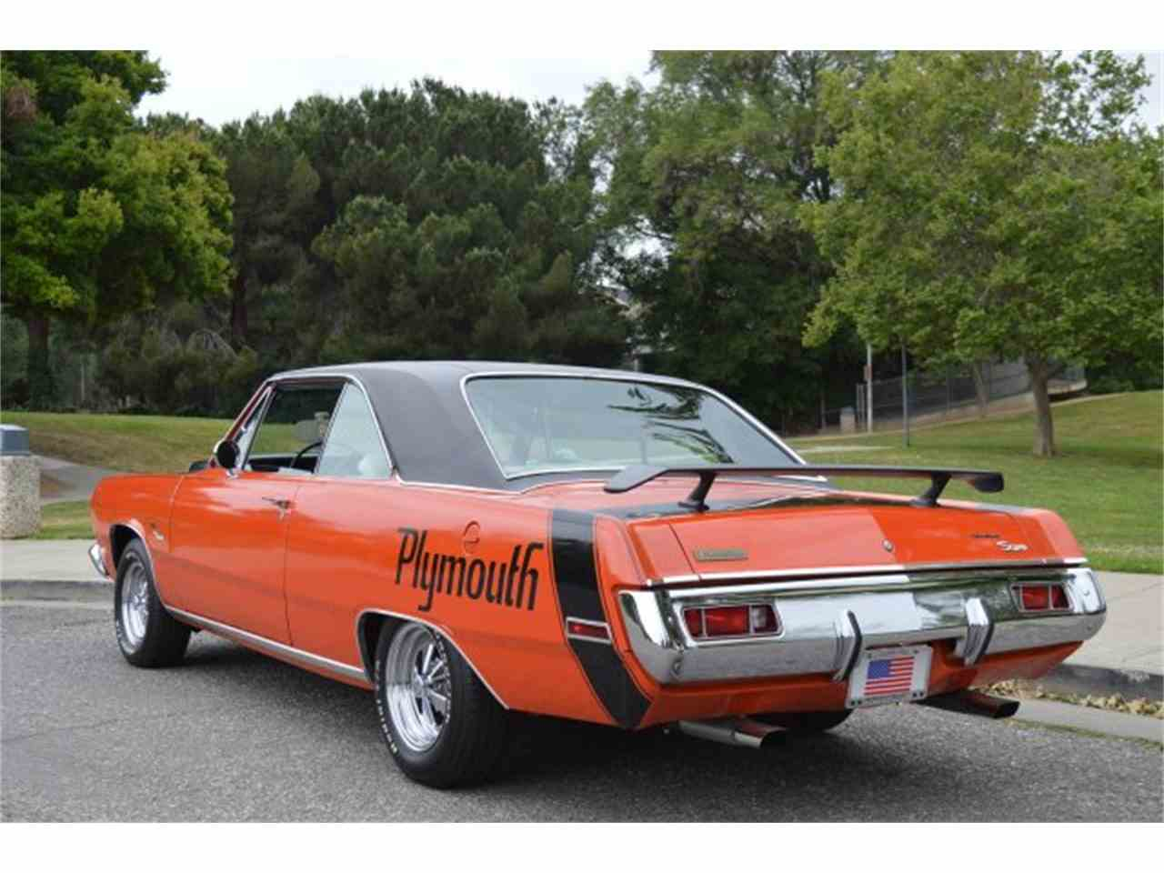 1971 plymouth scamp for sale cc 931568. Black Bedroom Furniture Sets. Home Design Ideas