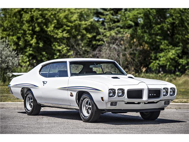 1970 Pontiac GTO (The Judge) | 930158