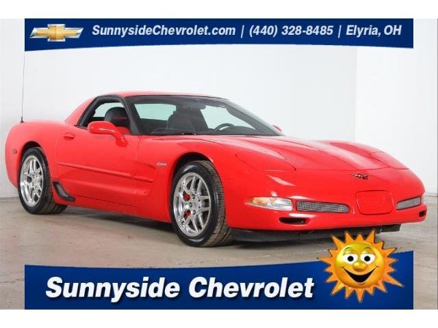 2004 Chevrolet Corvette | 931582