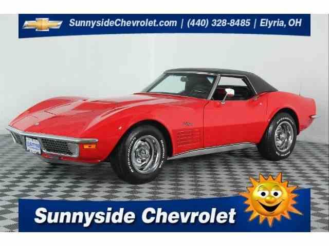 1971 Chevrolet Corvette | 931583