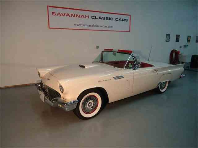 1957 Ford Thunderbird | 931588