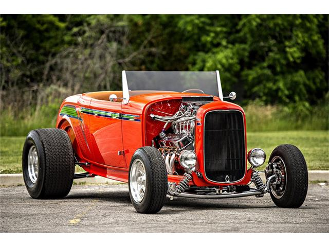1932 Ford Roadster   930160