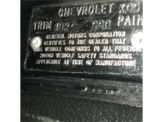 1969 Chevrolet Corvette   931602
