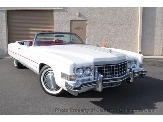 1973 Cadillac Eldorado | 931609