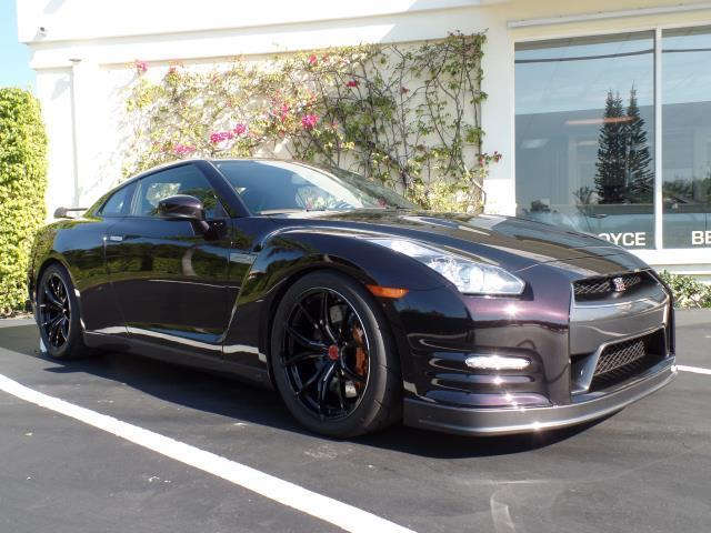 2014 Nissan GT-R Midnight Opal Special Edition Alpha 12 | 931614