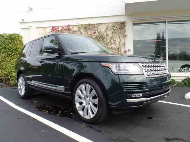 2014 Land Rover Range Rover Supercharged | 931615
