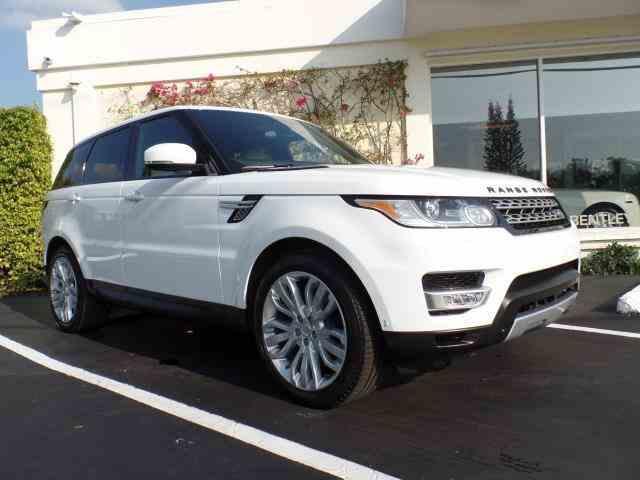 2014 Land Rover Range Rover Sport HSE | 931616