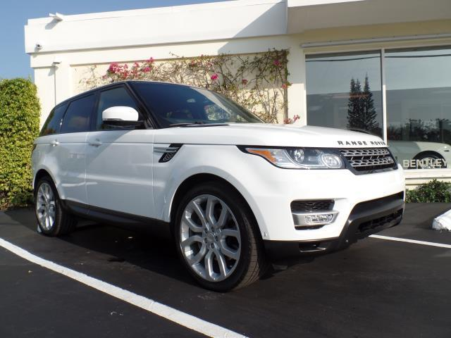 2014 Land Rover Range Rover Sport Supercharged | 931617