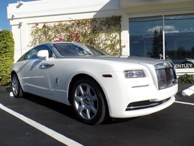 2016 Rolls-Royce Silver Wraith | 931618