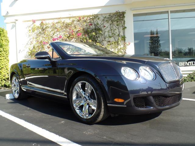 2011 Bentley Continental GTC | 931620