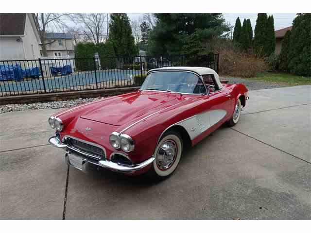 1961 Chevrolet Corvette | 931623
