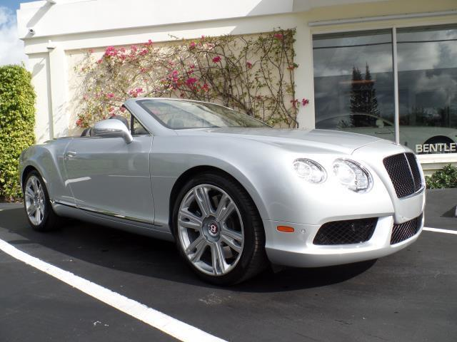 2013 Bentley Continental GTC | 931625