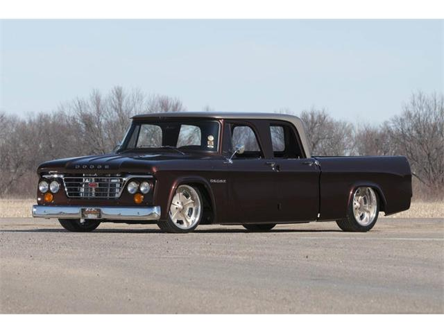1969 Dodge D200 | 930163