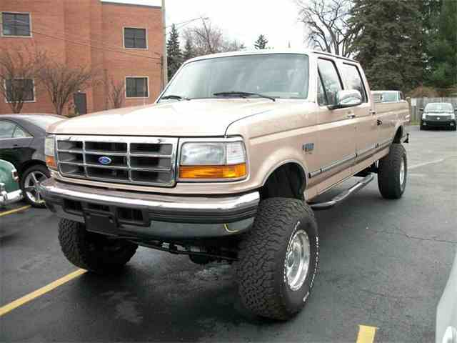 1997 Ford F350 | 931637