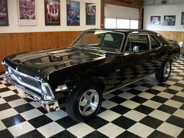 1970 Chevrolet Nova | 931638