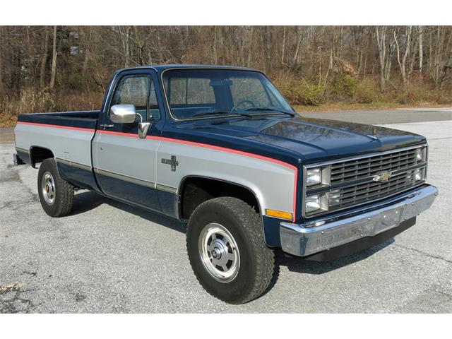 1984 Chevrolet K-20 | 931646