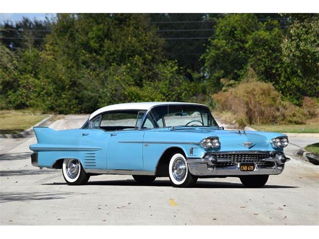 1958 Cadillac Series 62 | 931647
