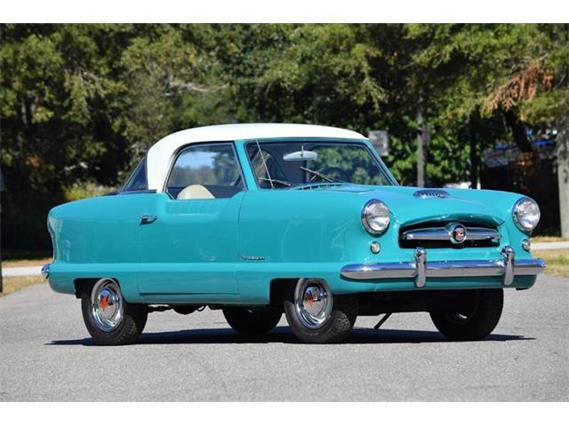 1954 Nash Metropolitan | 931649