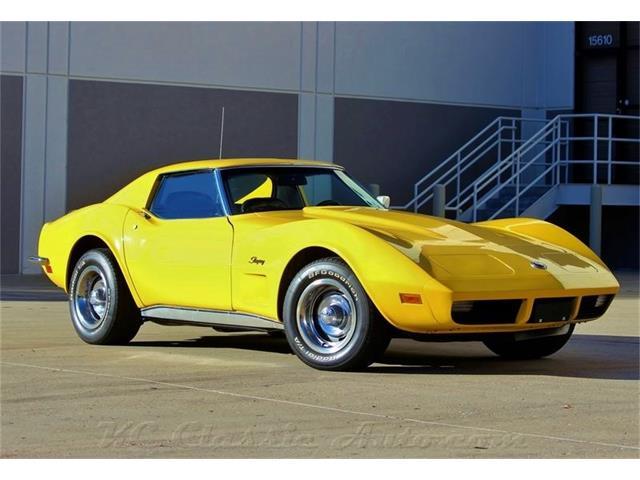 1973 Chevrolet Corvette Auto AC Super Nice | 931655