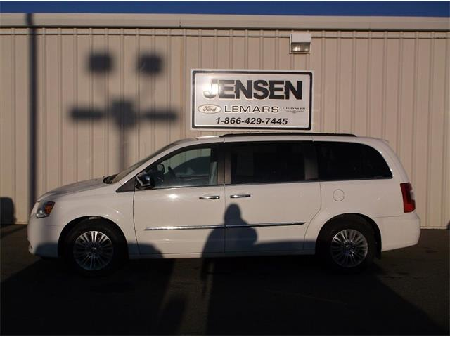 2011 Chrysler Town & Country Touring-L | 931666
