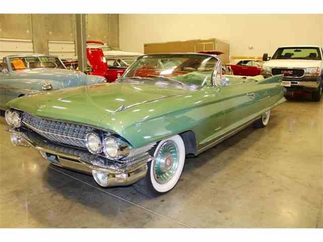 1961 Cadillac Series 62 | 931669