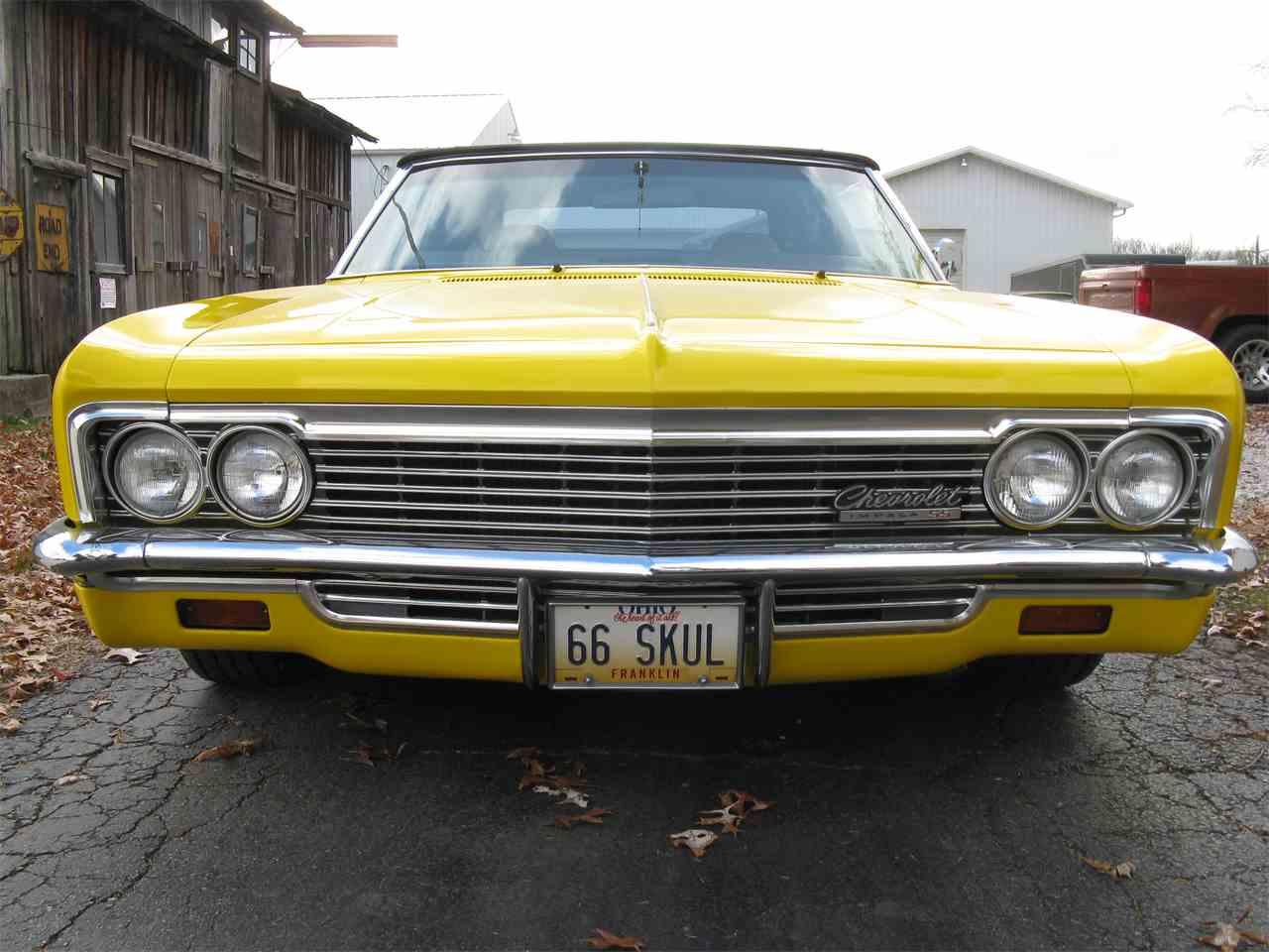 Chevrolet Dealers Columbus Ohio >> 1966 Chevrolet Impala for Sale | ClassicCars.com | CC-931671