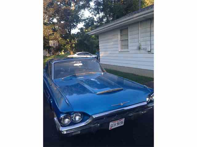 1965 Ford Thunderbird | 931685