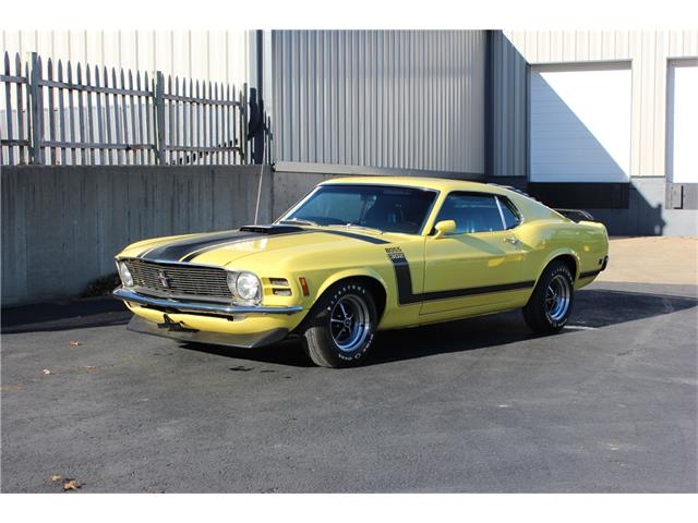 1970 Ford Mustang | 930169