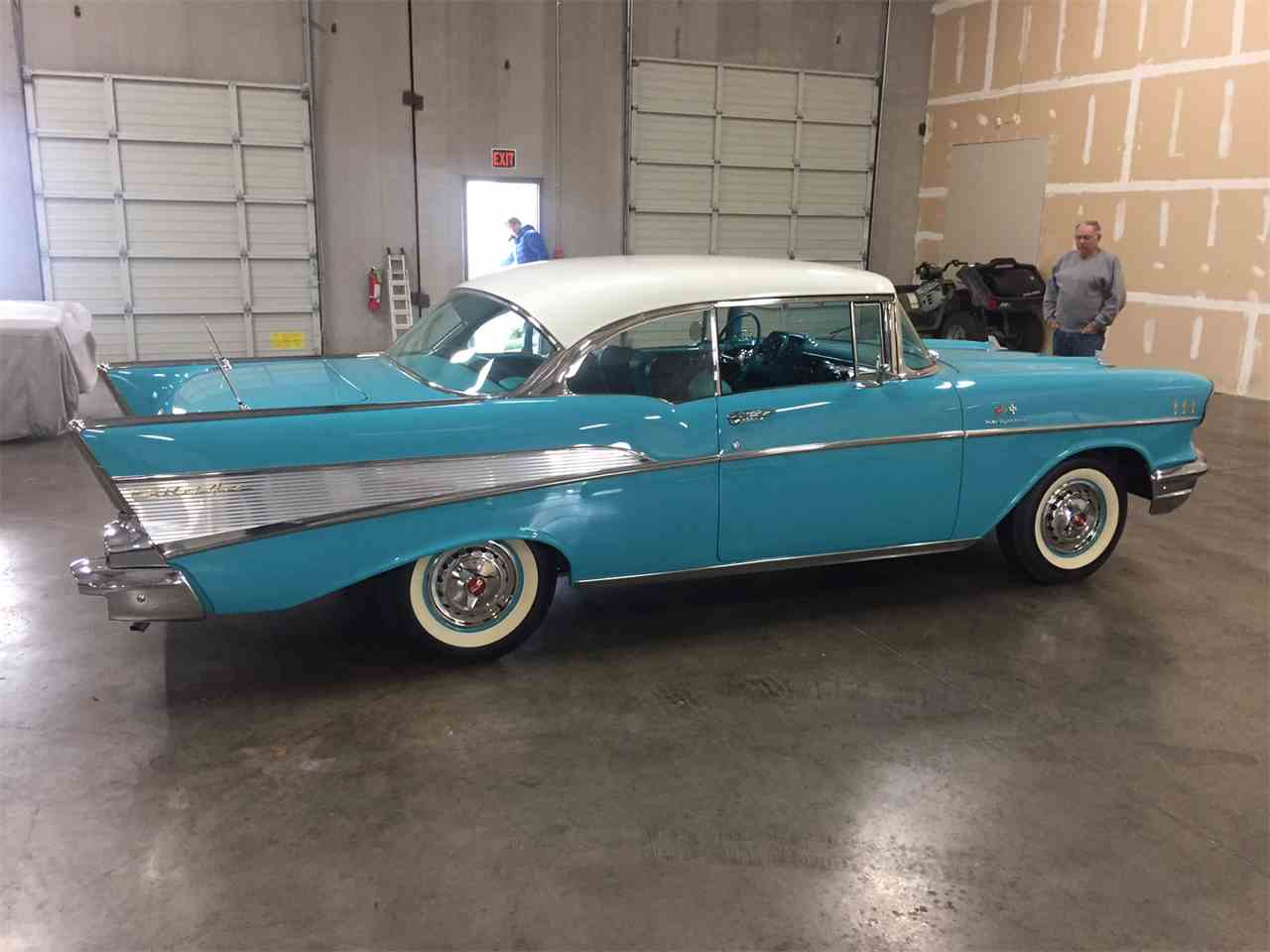 Chevrolet bel air hardtop for sale upcoming chevrolet - 1957 Chevrolet Bel Air For Sale Cc 931694