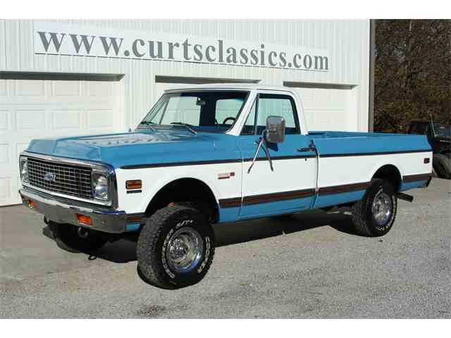 1971 Chevrolet Cheyenne | 931697