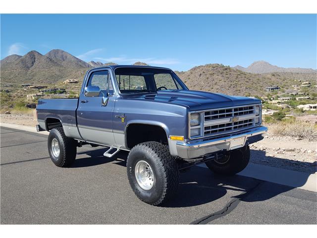 1985 Chevrolet C/K 10 | 931701