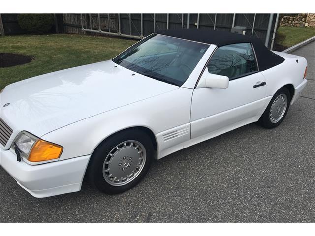 1991 Mercedes-Benz 500SL | 931708