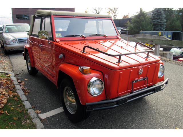 1973 Volkswagen Thing | 931711